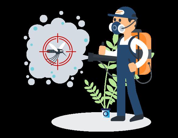 Professional Pest Control Alderley